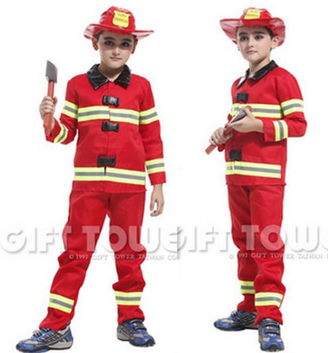 Firefighter career?