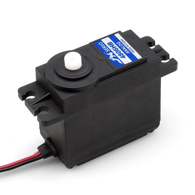 JX Servo PS-4806HB 6KG High Torque Standard 48.5g Servo for RC Models Remote Control Parts accessory