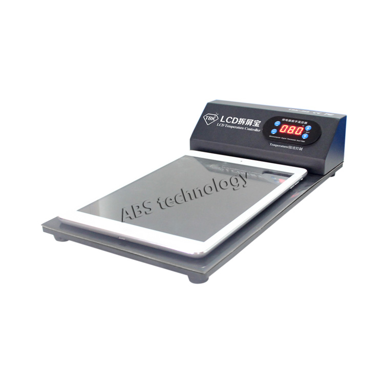 New arrive, TBK-568 LCD Screen Separating Machine Heating Seperator Repair Tool for iPhone 4 4S 5 5S 6 Pad and Samsung Screen  tbk 228 electric heating and air blow separating roaster lcd repairing equipment