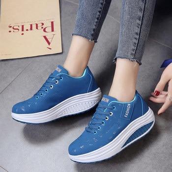 Casual shoes woman sneakers women running shoes 1