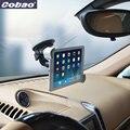 Универсальная Автомобильная навигация tablet stand Патрон адсорбции лобового стекла поддержка Автомобильный GPS позиционирования зажим Для iPad Samsung Tab Стенд