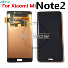 FOR Xiaomi Mi Note2 LCD curved screen LCD display 5.7 inch Touch Screen Digitizer Assembly for xiaomi note2 lcd for xiaomi redmi note2 lcd display panel and touch screen digitizer assembly free shipping with tracking number