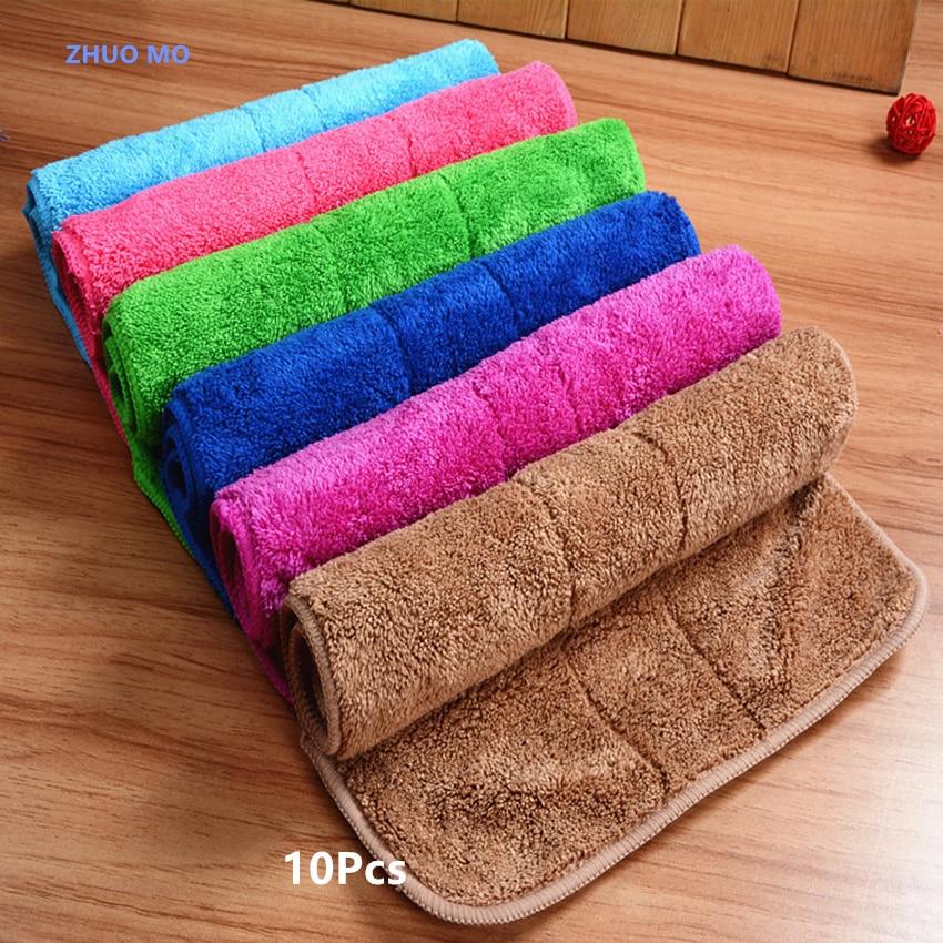 40 x 40cm High Quality Coral Velvet Soft Microfiber Kitchen Drying Towel INSTOCK