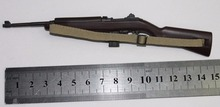 1/6 Scale Carbine Weapon Gun Model For 12″ Action Figure Soldier Model Accessory