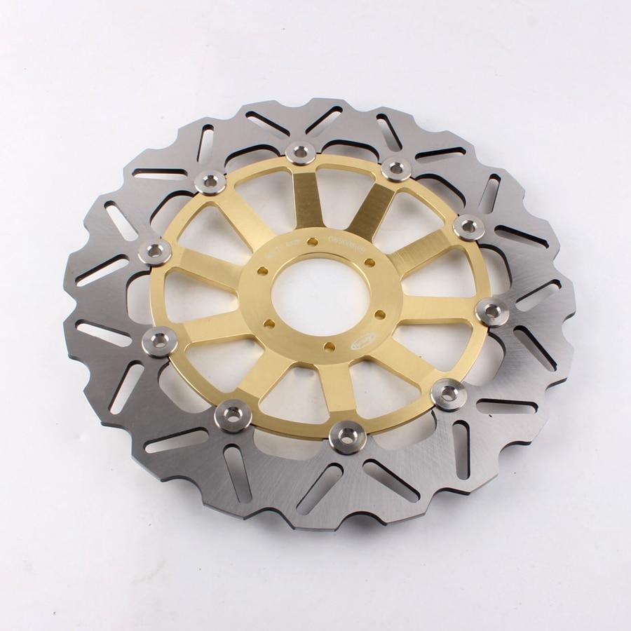 Front Brake Disc Rotors For Honda VFR750F 94-97 CBR400 F/F2 85-87 Honda CBR900RR 94-97 CBR600F 95-98 ied020i12 f2 1ed020i12 f2 1ed020i12 f