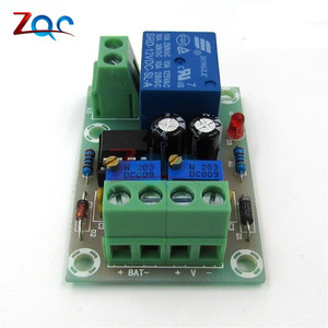 Image 2 - XH M601 Battery Charging Control Board 12V Intelligent Charger Power Supply Control Module Panel Automatic Charging/Stop Power