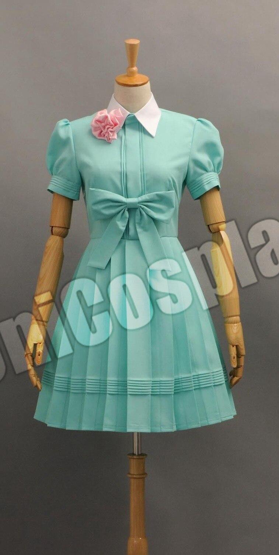 AMNESIA Week's Heroine Dresses
