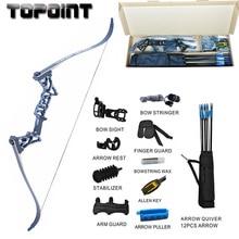 Открытый арбалет Рекурсивный охотничий лук R3 лук для стрельбы Arco e flecha оборудование для стрельбы из лука костюм высокого качества