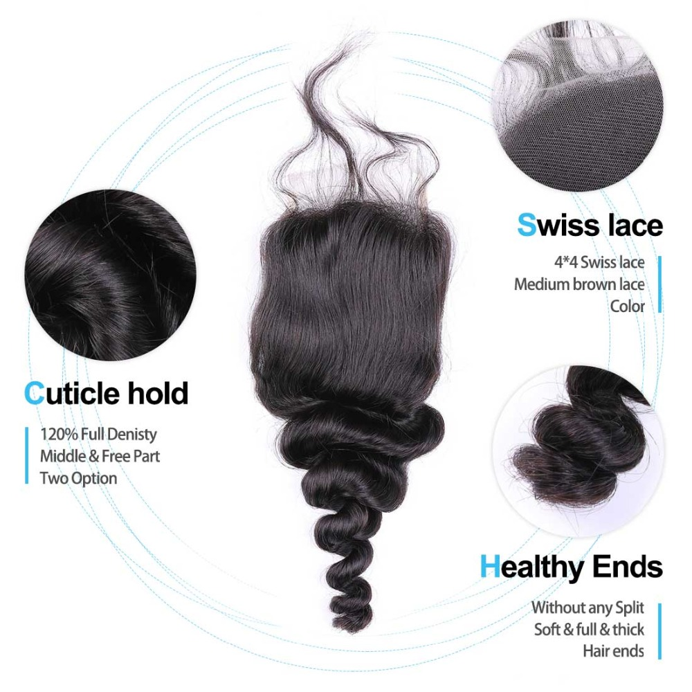 HTB17zfTajnuK1RkSmFPq6AuzFXab Loose Wave Bundle With Frontal Human Hair 3 Bundle With Lace Frontal Closure Remy Brazilian Hair Weave Bundle and Frontal