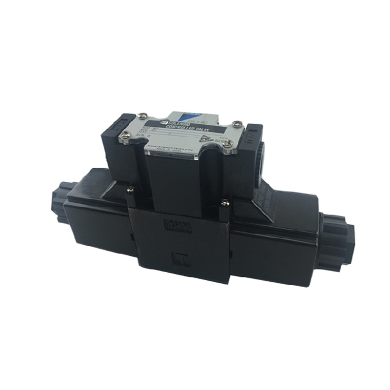 Dakin Solenoid Controlled Valve/ Hydraulic Solenoid Directional Valve LS-G02-4CP-30-EN for Hydraulic Systems and Machine pc400 5 pc400lc 5 pc300lc 5 pc300 5 excavator hydraulic pump solenoid valve 708 23 18272 for komatsu