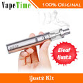 HOT! eleaf ijust 2 kit 2600 mah bateria 5.5 ml atomizador vaping kit e cigarro eletrônico completo vs só ijust2 bateria original