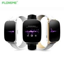 Flovemeบลูทูธsmart watch w3นาฬิกาแฟชั่นใหม่ติดตามการออกกำลังกายกีฬานาฬิกานอนmonitor s mart w atchสำหรับios a ndriodโทรศัพท์