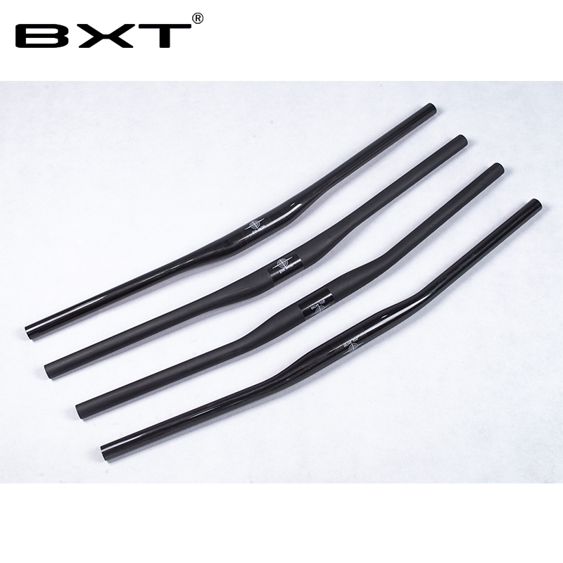 T1000 Ultralight Full Carbon Fiber Mountain Bike Handlebar Extra long 760mm Handlebar 31 8mm 35mm Handlebar