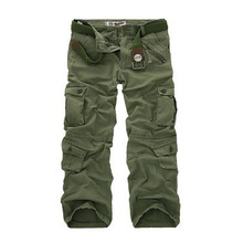 SWAT Combat Military Tactical Pants Men Large Multi Pocket Army Cargo Pants Casual Cotton Security Bodyguard Trouser tactical pants military cargo pants men knee pad swat army airsoft camouflage clothes hunter field combat trouser woodland