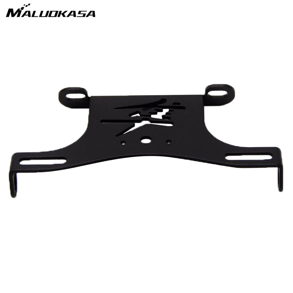 MALUOKASA Motorcycle Fender Eliminator Tail Tidy For Suzuki Hayabusa GSX1300R 2008-2015 Motor License Plate Tail Light Bracket for suzuki gsx r600 k6 motorcycle fender eliminator license plate bracket tail tidy tag rear for suzuki gsxr750 k6 2006 2007