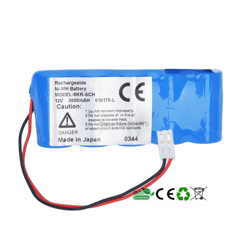 Infusion Pump battery Replacement For Kangaroo 224,321,324,K524,010170,41B030AG18001,OM10426 Syringe Pump battery