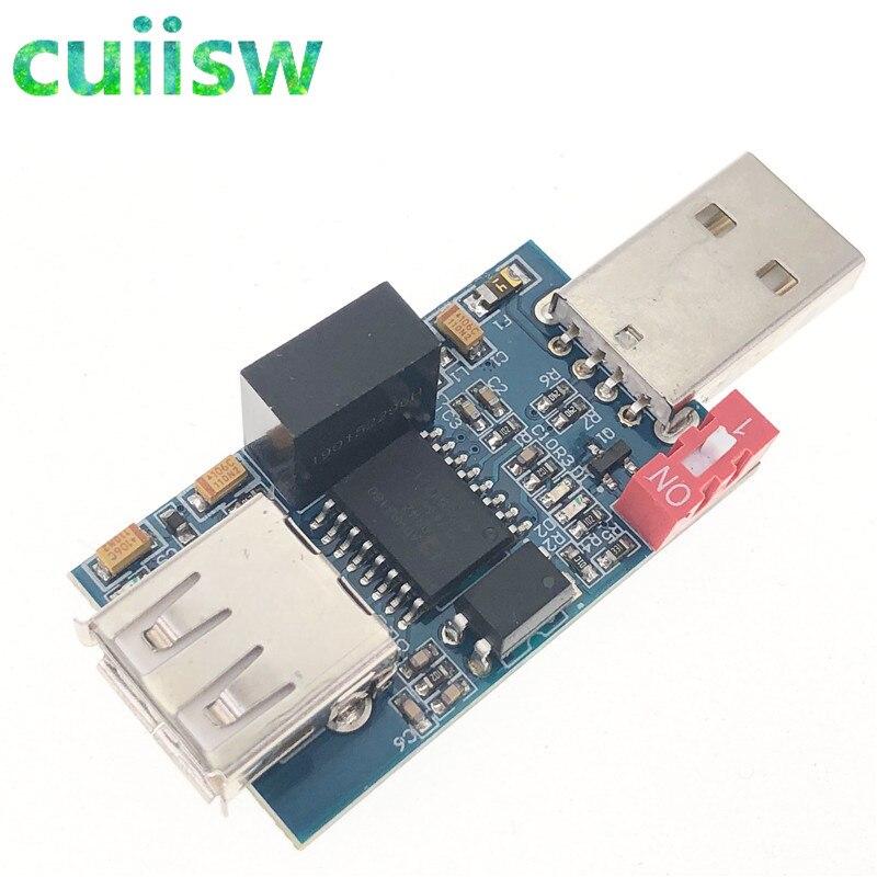 USB 1500v Isolator Isolator ADUM4160 USB To USB ADUM4160//ADUM3160 Module B2AD