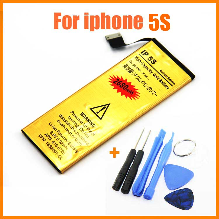 iphone 5s battery size free shipping for iphone 5s battery 3 7v 2680mah high 1128