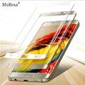 Полный Охват Закаленное Стекло Экрана Защитная Пленка Для Samsung Galaxy S7 Edge 0.26 мм 9 H 2.5D Anti Scratch Закаленное Стекло Фильм