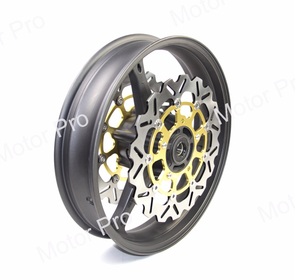 For Suzuki GSXR 1000 2005 2006 2007 2008 GSXR1000 GSXR1000 Motorcycle Front Wheel Rim Brake Disc Disk Rotor GSX R GSX R 600 750