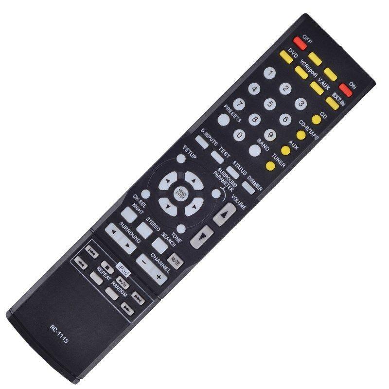 New Replacement Remote Control For Denon AVR E300 AVR 2112