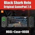 AWM-A0 Original Xiaomi Black Shark Helo Case Gamepad 2.0 H66L H66R Take Control Bluetooth Rocker 340mAh