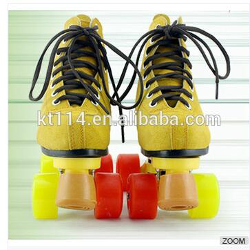 2017 hot sale 4 Wheel Speed Roller Skates free shipping