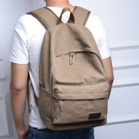 Factory Direct New Male Bag Canvas Bag Casual Shoulder Bag Messenger Bag Korean Version Of Schoolbags