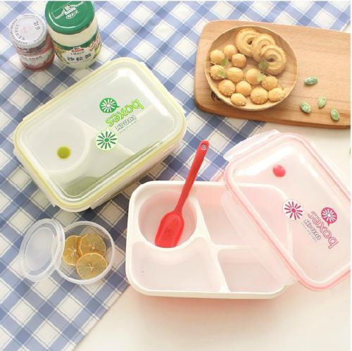 modern ecofriendly outdoor portable microwave lunch box with soup bowl chopsticks spoon food containers for kids china eco friendly modern office