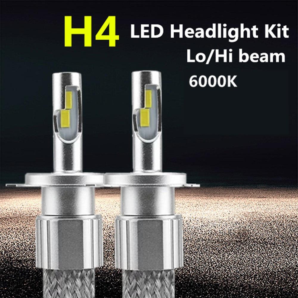 Car led h4 csp Headlight Kit H1 H7 H11 H8 H9 9005 HB3 HIR2 9006 9004