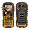 Huadoo h1 ip68 impermeable teléfono móvil fm linterna mp3 natación apoyo teléfono celular resistente a prueba de choques a prueba de polvo al aire libre p013