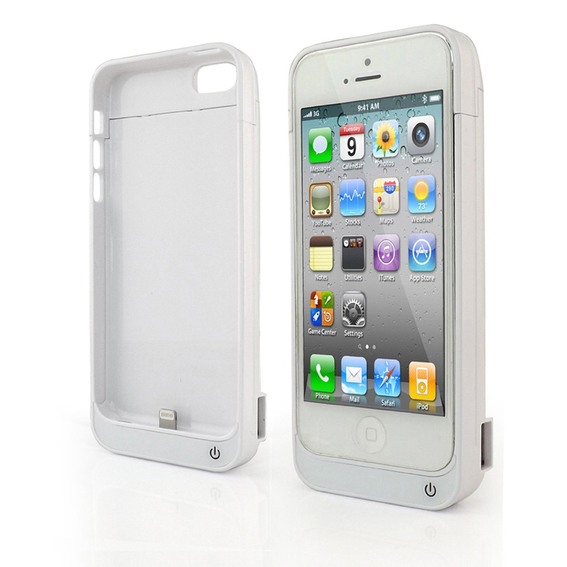 Aliexpress.com : Buy Battery for iPhone 5 5S 5C SE Battery Charger Case Power Case External ...