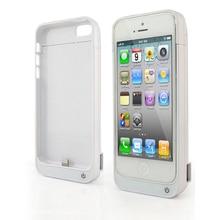 Распродажа для iPhone 5 5S 5C SE Батарея Зарядное устройство чехол Мощность случае Комплекты внешних аккумуляторов Мощность случае Мощность банки 4200 мАч Бесплатная доставка