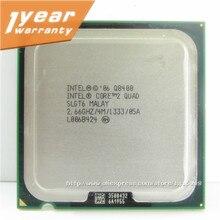 Funcionamiento 100% Core 2 Quad Q8400 Procesador 2.66 GHz 4 MB 1333 MHz Socket 775 cpu