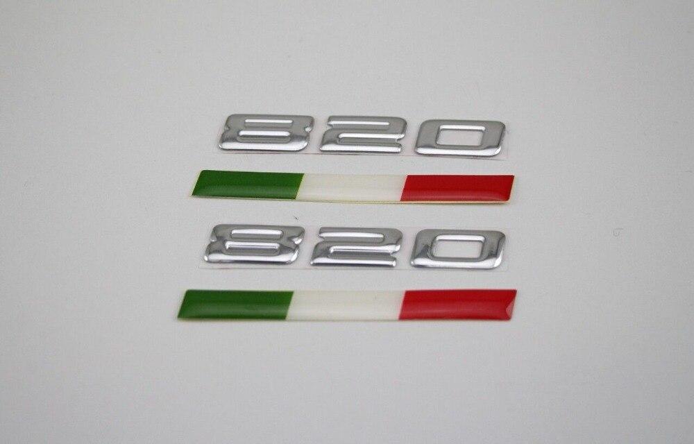 KODASKIN Reflective Emblems Stickers Motorcycle Logos For Ducati Monster 820