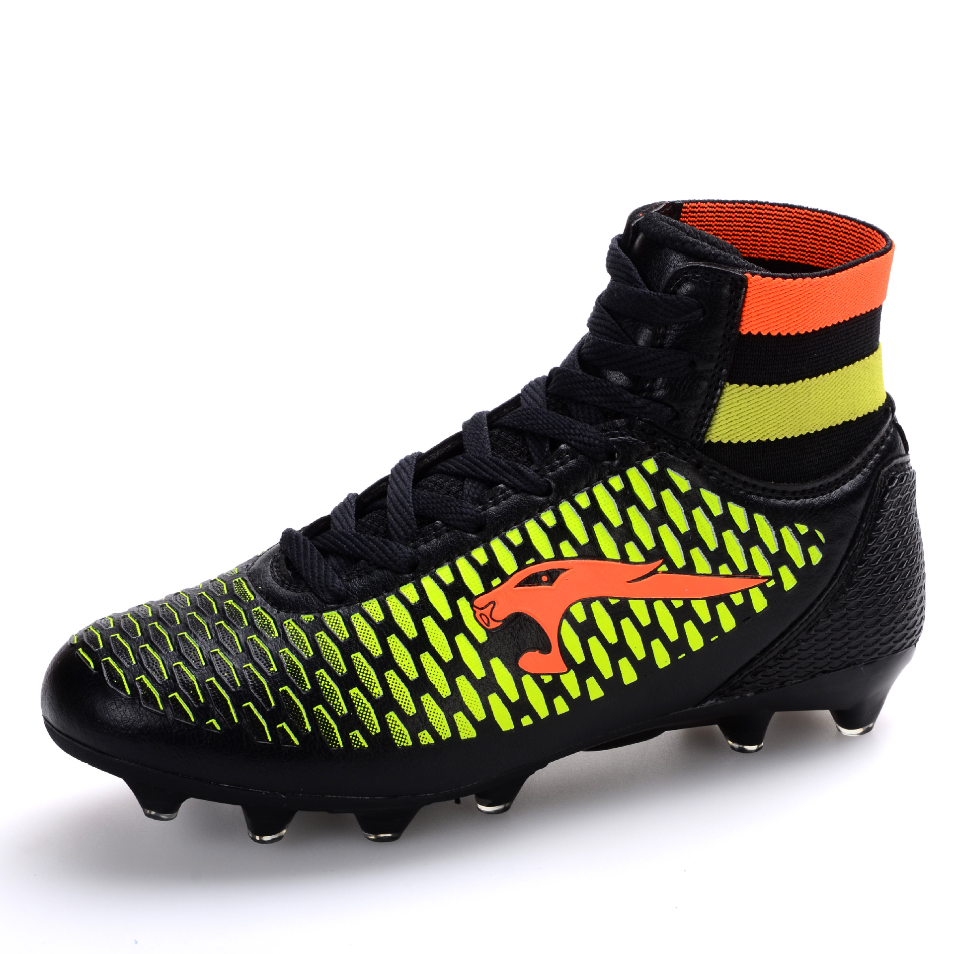 Online Buy Wholesale high top soccer shoes from China high top ...