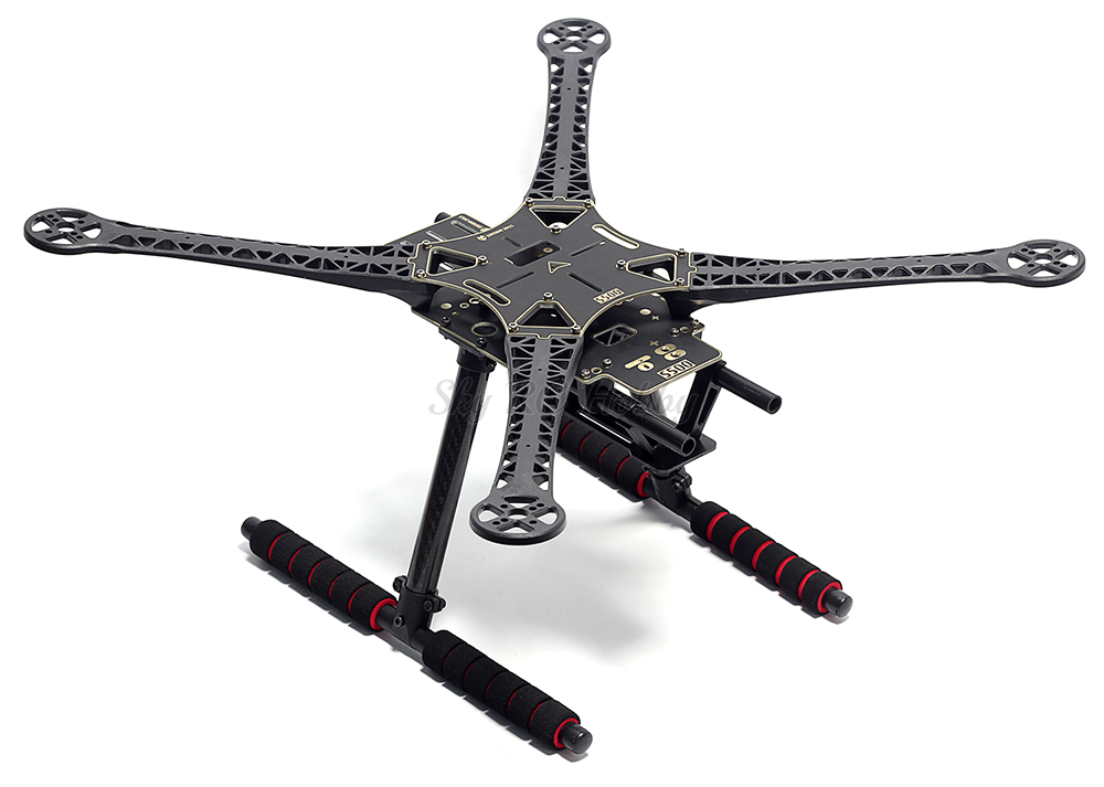 S500 500 PCB Version Frame Kit 500mm PCB Board with Carbon Fiber Landing Gear For FPV Quad Gopro Gimbal F450 Upgrade