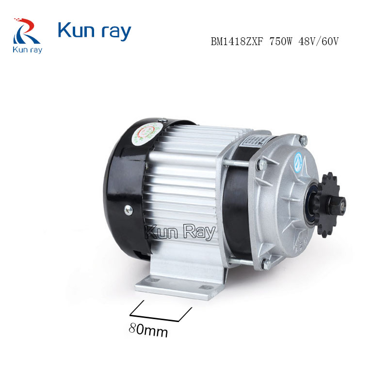 Buy 750w Dc 48v 60v Brushless Motor