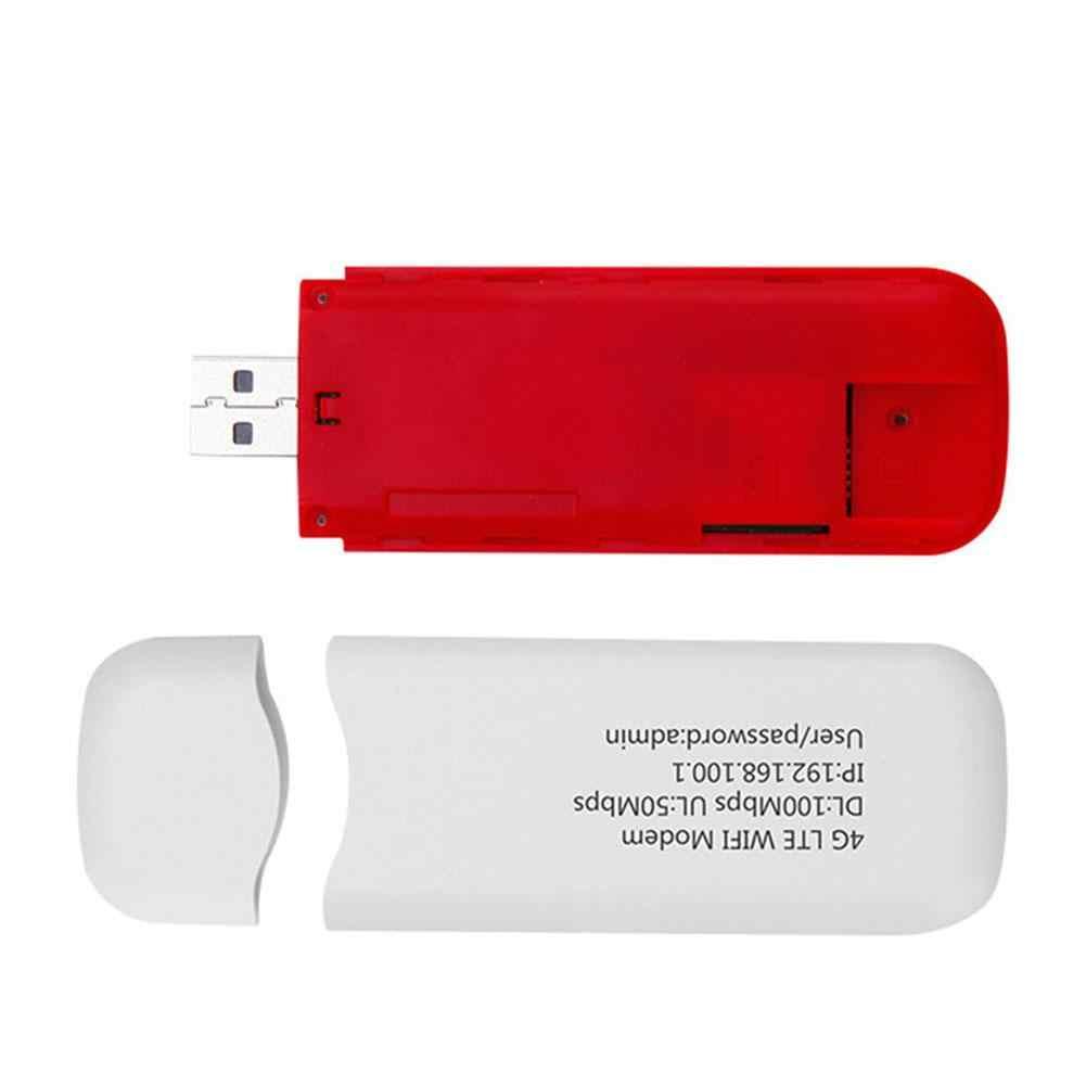 Enrutador 4G Mini Modem, enrutador inalámbrico Wi-Fi portátil para equipos Unicom & Telecom Hotspot General