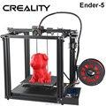 CREALITY 3D Printer Creality Ender-5 met Landy stabiele Power, V1.1.3 moederbord, magnetische bouwen plaat, power off hervatten
