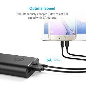 Image 3 - アンカー PowerCore + 20100 mAh USB C 、超高容量ポータブル充電器外部バッテリー PowerIQ iphone 、サムスン、 MacBook など