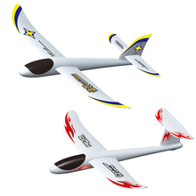 New brand Hand Launch Glider Sports Outdoors Fun Toys Novelty Airplane Model Foam Paper Plane Original Box Outdoor Game for kids
