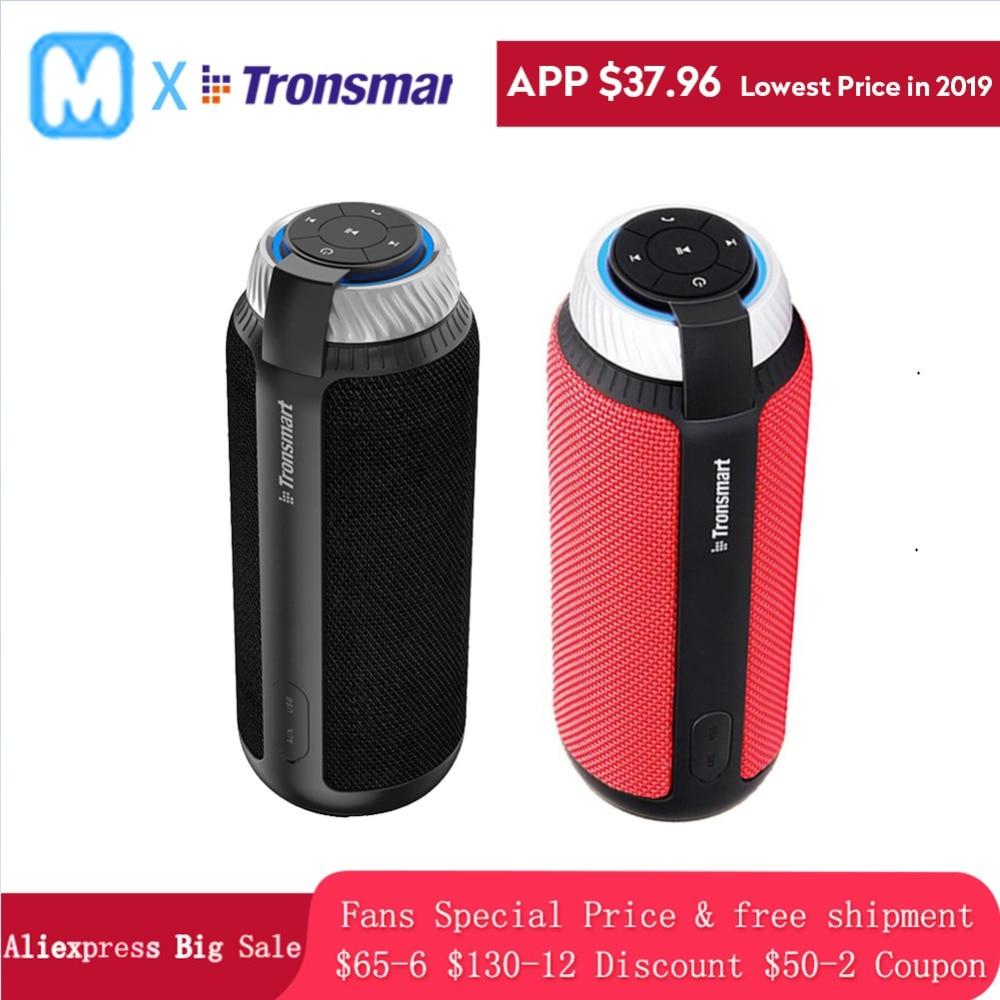Tronsmart T6 haut-parleur VSJBLCHARGE 3 Portable sans fil Bluetooth haut-parleur MINI colonne barre de son récepteur Audio AUX grandes puissances