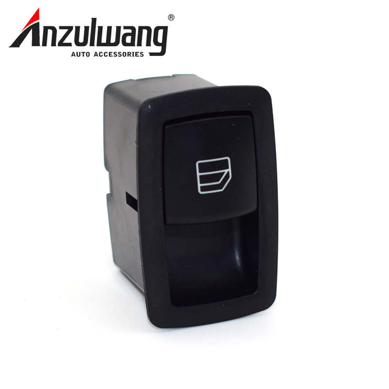 ANZULWANG Master Power Window Left Front Driver Side Door Switch For Mercedes ML GL R Class A2518200510 2518200510