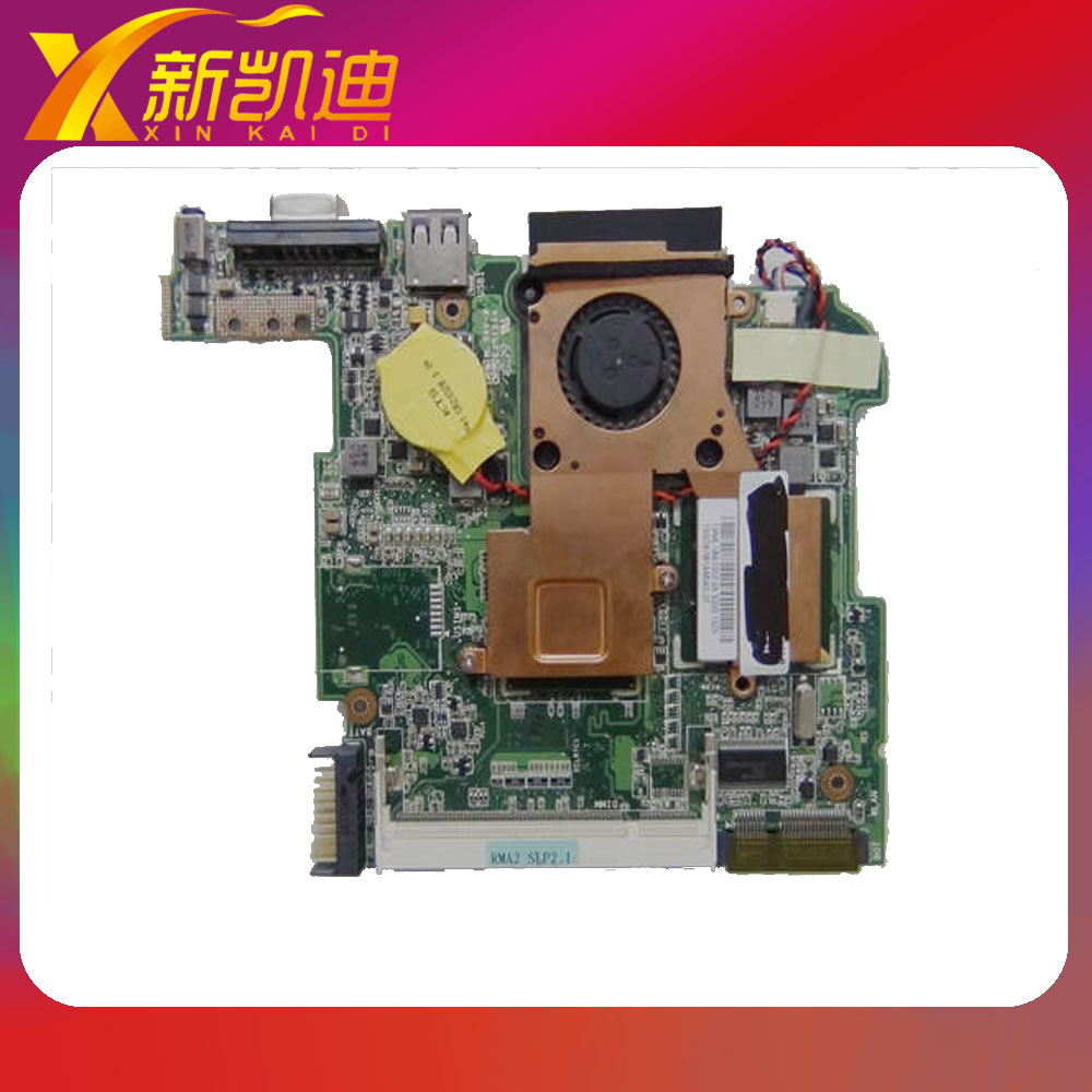LAPTOP MOTHERBOARD for ASUS EEE PC 1005HA 1001ha DDR2 SLB73 60-OA1BMB5000-A02 08G2005HA13Q Fully Tested