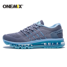 Onemix 2017 new men running shoes unique design breathable sport shoes for men male athletic outdoor sneakers zapatos de hombre