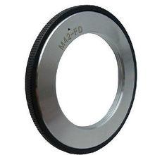 M42 объектив к Can& n FD крепление металлическое переходное кольцо для AE-1, AE1 программы A-1, F-1, T50, T70, T90, AT-1, FTb, AV-1 и т. Д