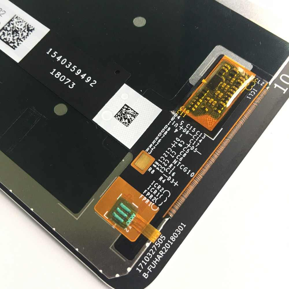 LCD ل شاومي Redmi نوت 5 LCD عرض شاشة تعمل باللمس محول الأرقام الجمعية استبدال النسخة العالمية ل Redmi نوت 5