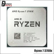 Процессор AMD Ryzen 7 3700X R7 3700X 3,6 ГГц, восемь ядер, 16 ниточный процессор, 65 Вт, 7 нм, L3 = 32 м, 100 000000071 разъем AM4