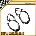 Car-styling For Porsche 911 996 Carbon Fiber Headlight Eyebrows Eyelid Eyebrow